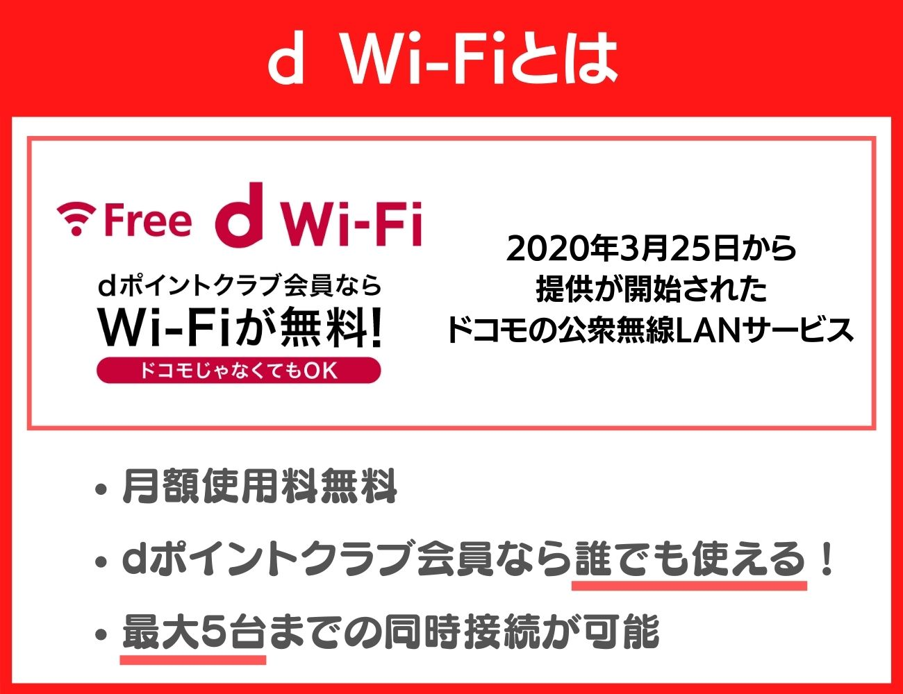 d Wi-Fiとは?